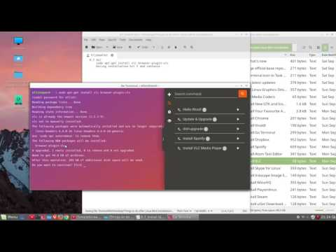 9.7. Install VLC - Things to Do After Linux Mint 18 Installation