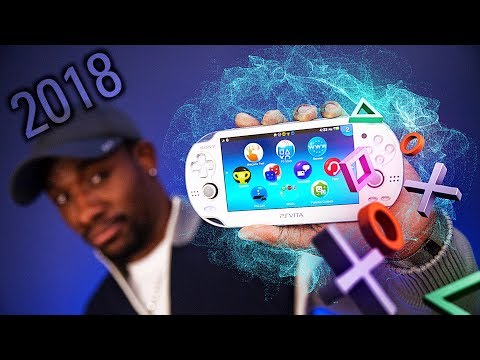 PS Vita - REAL Day in the Life in 2018!