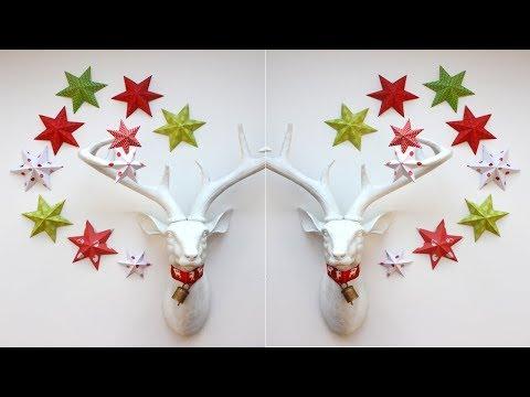 2017 Christmas Paper Decoration Ideas 5
