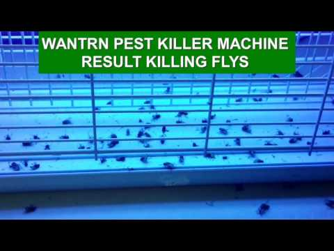 WANTRN fly catcher and Insect Killer Machine india