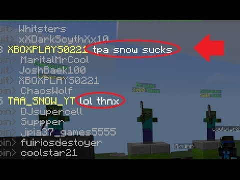 They Got TRIGGERED Because I WON!! XD | Minecraft