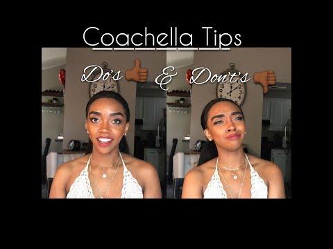 9 Coachella Tips   Do's & Don't's