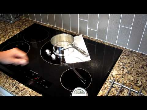 Geeky Fun with Induction Cooktop