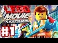 The Lego Movie Videogame Gameplay Walkthrough Part 1 Emmet A