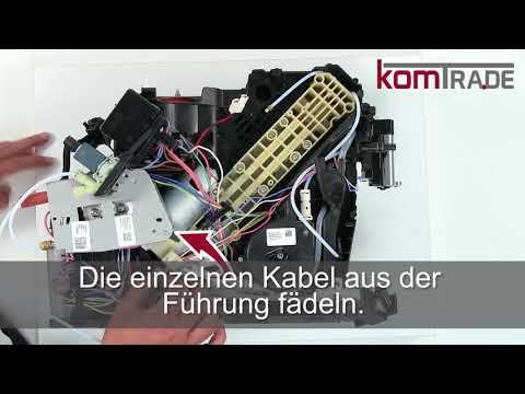 ETAM Antrieb ausbauen-ersetzen-tauschen-einbauen Delonghi Ersatzteile Reparaturanleitung