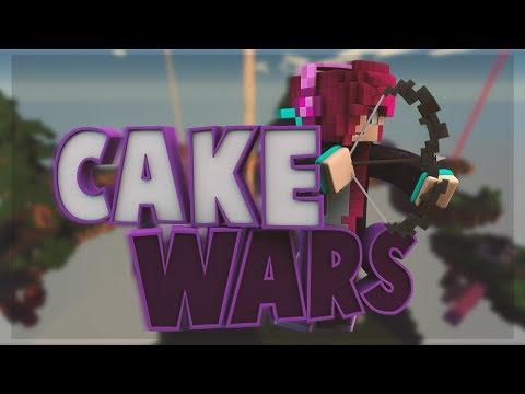 Building a Pillowfort in Mineplex Cakewars!