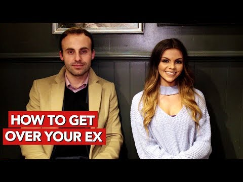 How to get over your Ex?