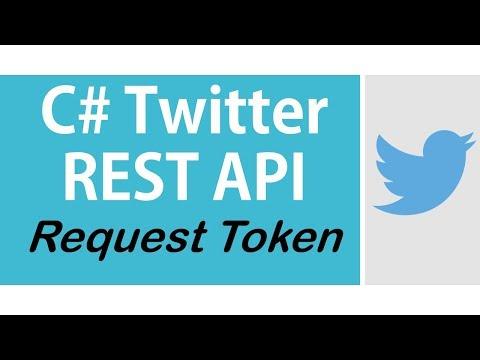 Twitter REST API | Request Token