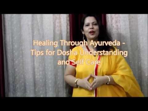 Ayurveda Diet Tips For Dosha Types - Vata, Pitta, Kapha Diet Chart