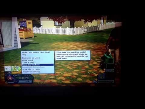 Xbox 360 Sims 3 Pets Ep 5: Inventing things