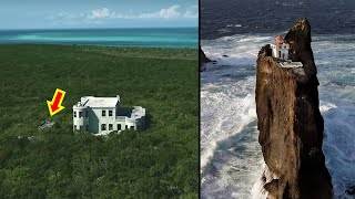12 Most Isolated Homes in the Middle Of Nowhere