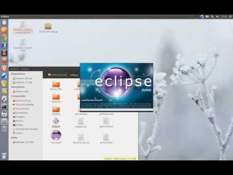 Eclipse Juno no Ubuntu