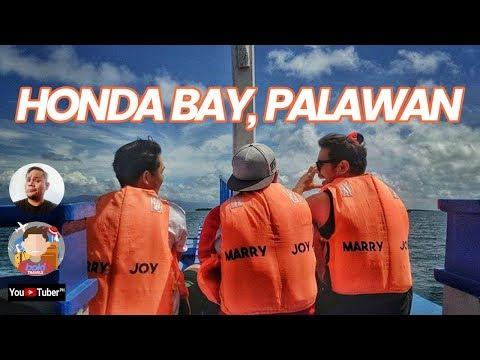 COWRIE ISLAND & LULI ISLAND HONDA BAY PUERTO PRINCESA PALAWAN TOUR