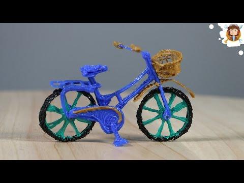How to Make a Bicycle - Mini Homemade Bike