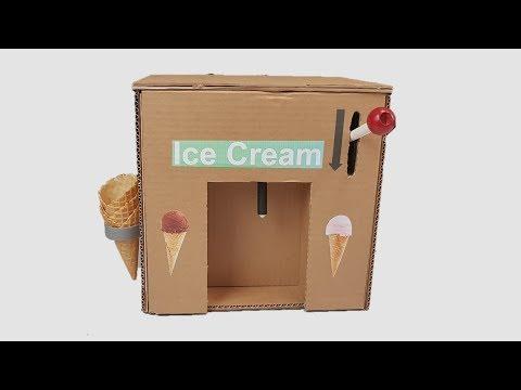 How to Make   Amazing Ice Cream Machine