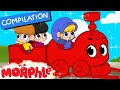 My Magic Train Non Stop Baby Tv 2 Hours Of Kids Movies And R