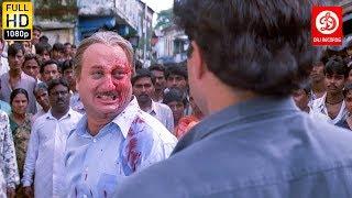 Fights & Action Scenes - Sunny Deol - Raveena Tandon - Anupam Kher - Ziddi Action Drama Hindi Movie