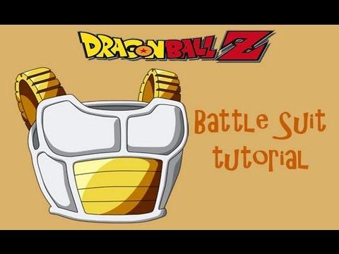 Dragon Ball Z - Armatura Saiyan