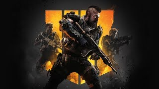 Black Ops 4 Battle Royale Livestream with the Squad