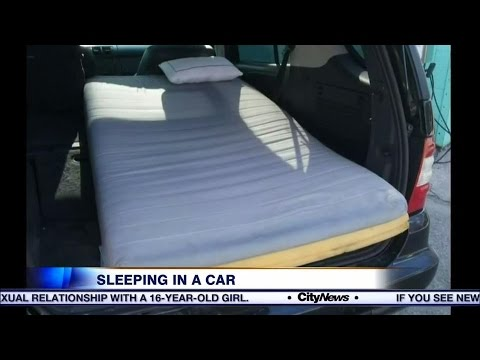 Video: Man rents out back of SUV for $15/night on Airbnb