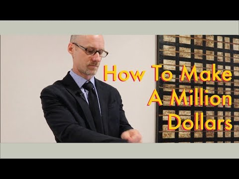 How to raise a million dollars to invest in real estate!