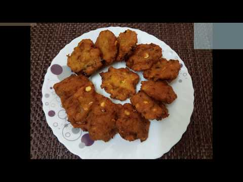 Hotel Style Paruppu masal vada   Healthy snack