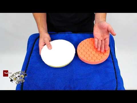 Foam vs Microfiber - Choosing The Correct Polishing Pad - Chemical Guys CAR CARE
