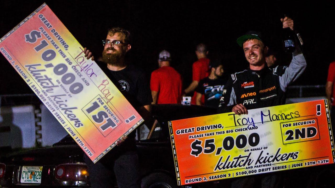 Battling for $10,000 in my LS Miata Against Pro FD Drivers! (Klutch Kickers RD.3)