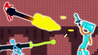 L' ARMA PIU' FORTE DEL GIOCO! (Stick Fights #2) w/LoneGamer Pepo Redbox
