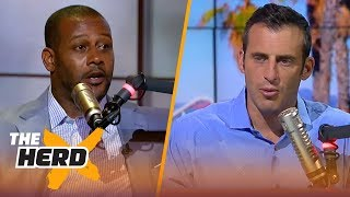 Ty Law on the Brady - Belichick relationship, Khalil Mack
