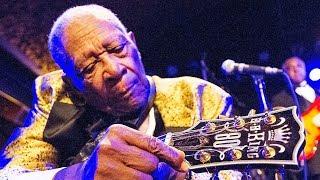 B.B. King Blues Guitar lesson