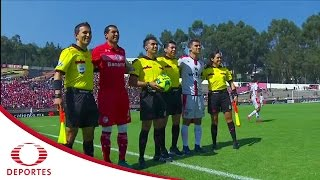Toluca 4-1 Atlas | Resumen | Televisa Deportes