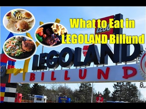 LEGOLAND Billund Food & Drink - Complete Restaurant Review