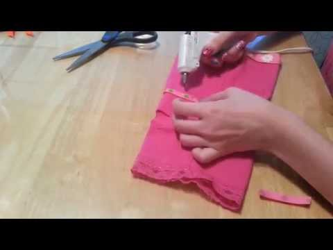 How to make a puppy dress