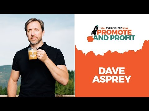 See Dave Asprey Live at Promote and Profit