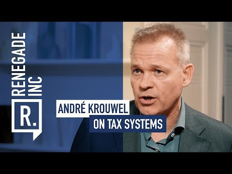 ANDRE KROUWEL on Tax Systems
