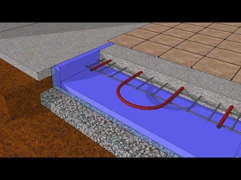 Hydronic Retrofit in a Basement Slab: Insulate!
