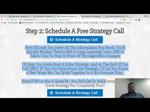 How To Get Facebook Ads Clients on Autopilot - My Exact Ads & Funnels For Facebook Ads Clients