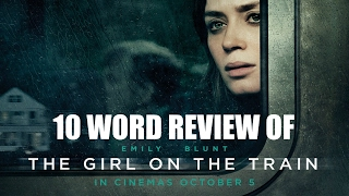 The Girl on the Train - 10 Word Movie Review