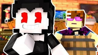 Bendy and the Ink Machine Hide N Seek! | Minecraft Roleplay