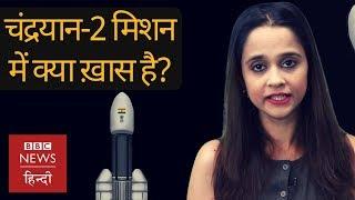 Chandrayaan-2: India के इस मिशन पर दुनिया भर के Scientists की नज़र क्यों टिकी हैं?  (BBC Hindi)