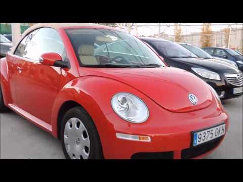 VW BEETLE CABRIO    3B MARBELLA SELECCION