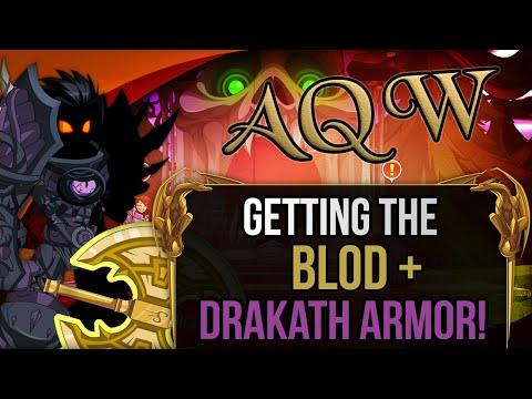 =AQW= DCV Gets The Blinding Light of Destiny, Drakath Armor, Ascended Light of Destiny and More!