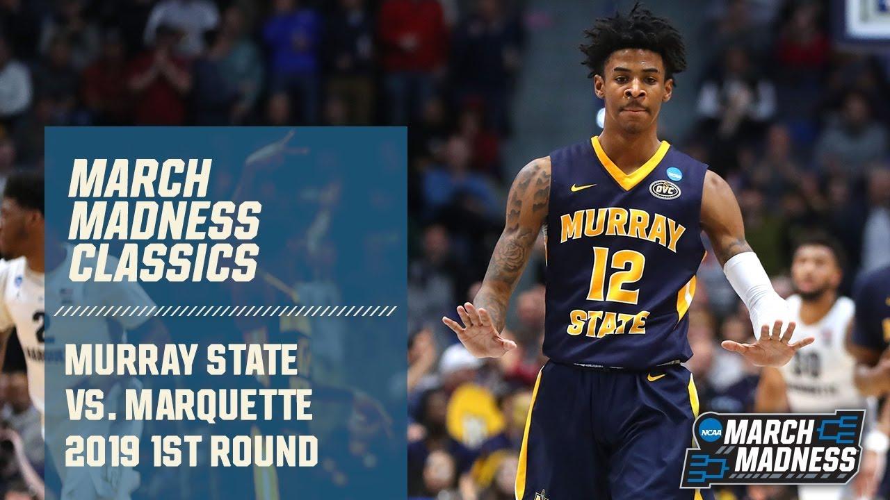 Murray State vs. Marquette (2019): Ja Morant triple-double | FULL GAME