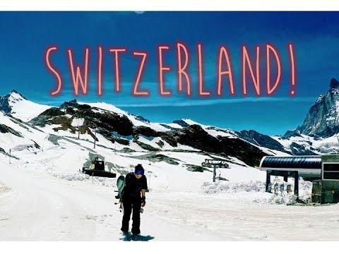 Zurich and Zermatt, Switzerland (vlog 1)