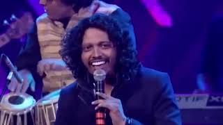 NAKASH AZIZ Pritam at GIMA live 2019 Bollywood singer india