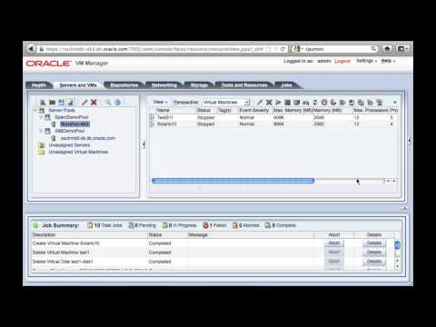 Oracle VM Manager 3.2.1 creating an Solaris 10