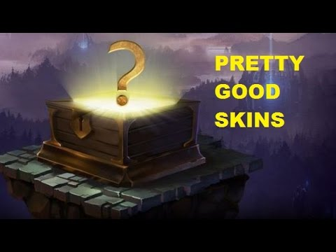 Mystery Skin Gifting Unboxing #1