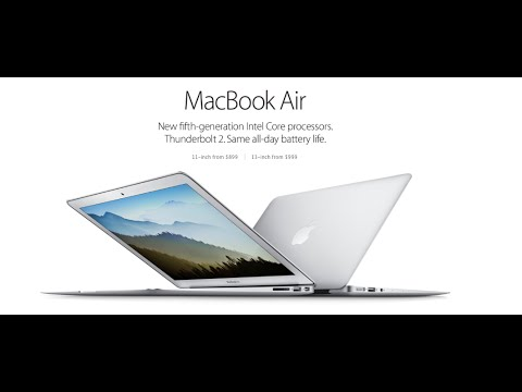 MacBook Air: Expanding Storage with 128gb mini USB
