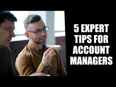 5 TARGET SMASHING Key Account Management Sales Tips